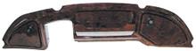RHOX Club Car Precedent Custom Woodgrain Dash (08.5+)