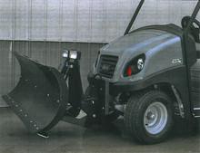 """Golf Cart Snow Plow - 64"""" Blade"""