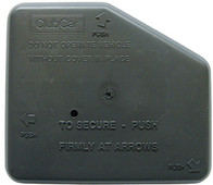 Club Car DS OHV Electric Box Cover (Fits: 92+)