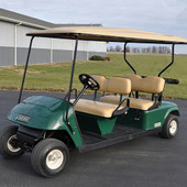 EZGO TXT Stretch Kit (Fits: Electric)