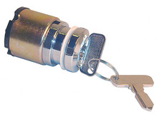Club Car DS 2 Terminal Key Switch (Fits: Electric 81-95)