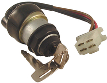 Yamaha Key Switch (Fits: G8/G9/G11 4 Cycle Gas and Electric 85-95)