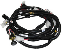RHOX Club Car DS Plug and Play Wire Harness Components