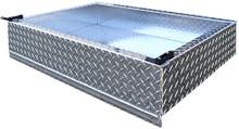 RHOX EZGO RXV Econo Utility Box w/ Mounting Bracket