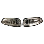 EZGO RXV LED Headlights ONLY