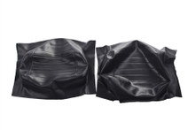 Yamaha G14-22 Front Seat Cover - Black Seat Backrest (2)