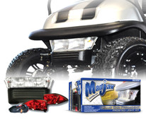 Madjax Frosted Lens Light Kit for Club Car Precedent