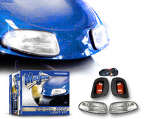 Madjax Light Kit - EZGO RXV 2008-Up