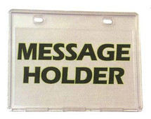 Message Holder - Universal