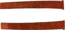 Woodgrain Dash Side Trim for EZGO TXT/Medalist (1994-Up)