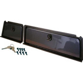 Carbon Fiber Glove Box Set for Club Car DS (1982-Up)