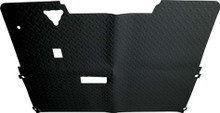 Black Diamond Plate Floor Mat for EZGO TXT/Medalist (1994-01.5)
