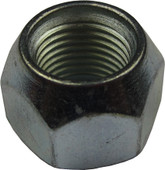 "1/2"" Zinc Plated Lug Nut for EZGO - 20/Pkg"