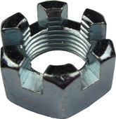 5/8-18 Slotted Hex Nut for EZGO (1976-Up) - 20/Pkg