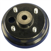 OEM Fine Splined Drum for EZGO Electric (82-up) and Gas (82-93)