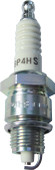 NGK BP4HS Spark Plug for Yamaha (G1) - High Altitude