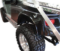 Black Fender Trim for Yamaha