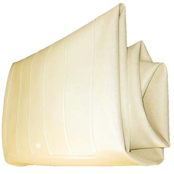 Club Car DS Seat Bottom Cover in Buff for 1979-99   Golf Cart King