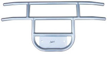 Jake's Brush Grille Guard for Club Car DS (1981-Up) - Stainless Steel