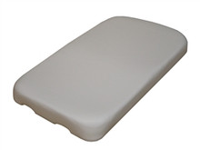 White Seat Bottom Assembly for Club Car Precedent (2004-Up)