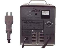 24 Volt 40 Amp L2 T/D Charger - 2 Prong Plug