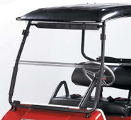 "Club Car Folding Acrylic 1/4"" Windshield - Choose Your Model"