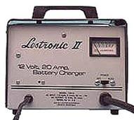 12 Volt 10 Amp Lestronic Charger - SB175 Plug