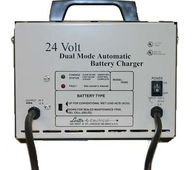 24 Volt 12 Amp Charger - SB50/Anderson Plug