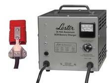 24 Volt 21 Amp SCR Charger - SB175 Plug