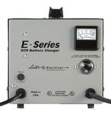 36 Volt 21 Amp Lester SCR E Series Charger - SB50/Anderson Plug