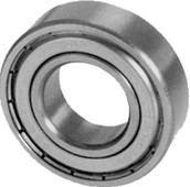 Rear Axle Bearing for EZGO (Pre 1978) - #U199/U160L