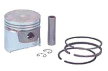 Club Car 1984-91 (341cc) Oversized Piston and Ring Assembly (.99mm)