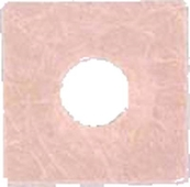 EZGO Square Fiber Washer (20/Pkg)