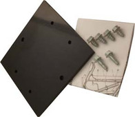 Mounting Plate Kit Double Sand Mug EZGO