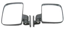 Universal Golf Cart Adjustable Side Mirror Set of Two