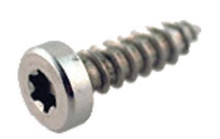 EZGO 1994-Up TXT/Medalist Access Panel Screw (10/Pkg)