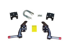 EZGO Medalist and TXT Gas Jakes 3'' Spindle Lift Kit 1994-01.5
