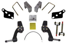 Club Car Precedent Gas/Electric Jakes 6'' Spindle Lift Kit 2004-up