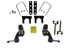 Club Car Precedent Gas/Electric Jakes 3'' Spindle Lift Kit 2004-up