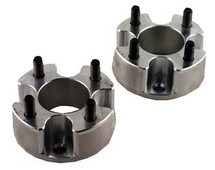 Jake's Wheel Spacer - 1 inch Aluminum (Pair)