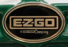 EZGO 1996-Up ST350 Name Plate Decal