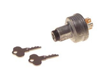 Club Car Key Switch 12Volt KeyStart (2004-06 Carryall 294/XRT 1500)