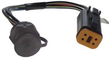 Club Car IQ DM Port Wire Assembly