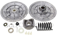 Yamaha G2, G5, G8, G9 Driven Clutch Kit