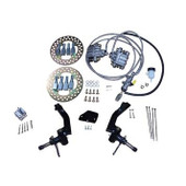 Club Car DS Jake's Disc Brake Kit Non Lifted 1981-2003