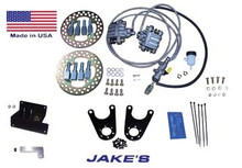 Club Car Precedent With Jakes Hydraulic Brake Kit 2004 and up