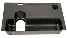 Club Car DS Center Dash Component (Black) 1992-Up