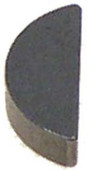 Club Car Woodruff Key for Generator Pulley Gas 1984-Up