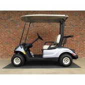 Puddle Blocker Golf Cart Garage Mat