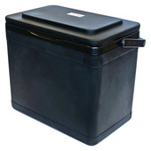 Insulated Large Capacity 11.75 Quart Cooler- Club Car DS Bracket